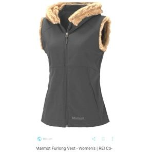 Marmot Furlong sz medium vest great condition